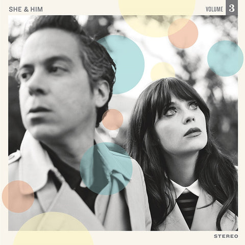 She & Him - Volume 3 180g Vinyl LP + Download - direct audio