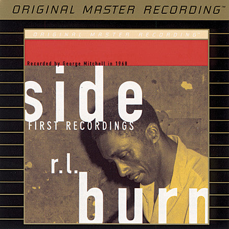 R.L. Burnside - First Recordings SACD from Mobile Fidelity - direct audio