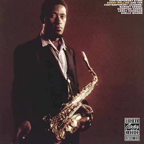 Sonny Rollins - Contemporary Leaders on Vinyl LP - direct audio