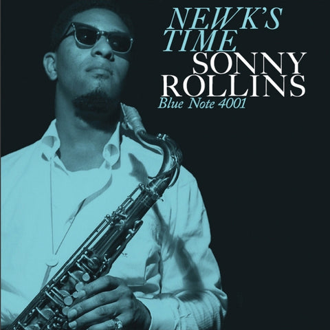 Sonny Rollins - Newk's Time on LP - direct audio