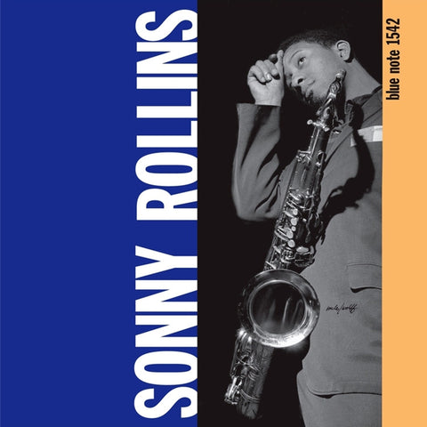 Sonny Rollins - Volume 1 Vinyl LP - direct audio