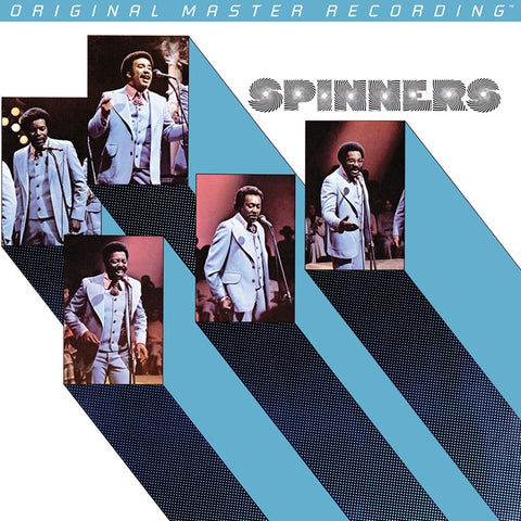 The Spinners - Spinners on Numbered Limited Edition 180g LP from Mobile Fidelity - direct audio