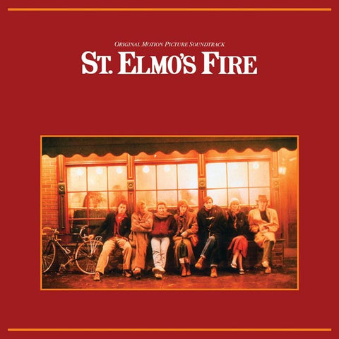St. Elmo's Fire: Original Motion Picture Soundtrack - Various Artists on Limited Edition 180g LP - direct audio