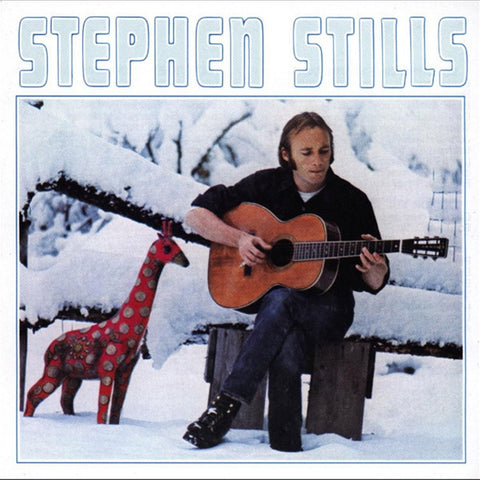 Stephen Stills - Stephen Stills 180g LP - direct audio - 1
