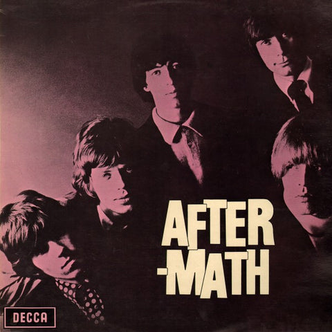 The Rolling Stones - Aftermath (U.K. Version) 180g Import Vinyl LP - direct audio