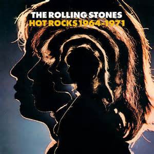 The Rolling Stones - Hot Rocks 1964-1971 on 180g Clear Vinyl 2LP - direct audio