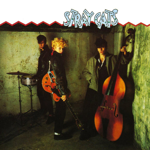 Stray Cats - Stray Cats 35th Anniversary 180g Import Vinyl LP - direct audio