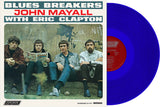 John Mayall - Bluesbreakers With Eric Clapton Colored 180g Vinyl LP Mono - direct audio