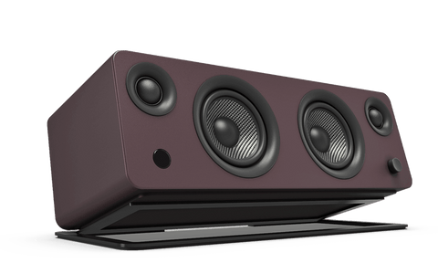 Kanto - SYD Powered Speaker with Bluetooth Technology and Phono Amp - direct audio