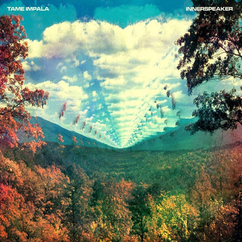 Tame Impala - Innerspeaker 2LP - direct audio