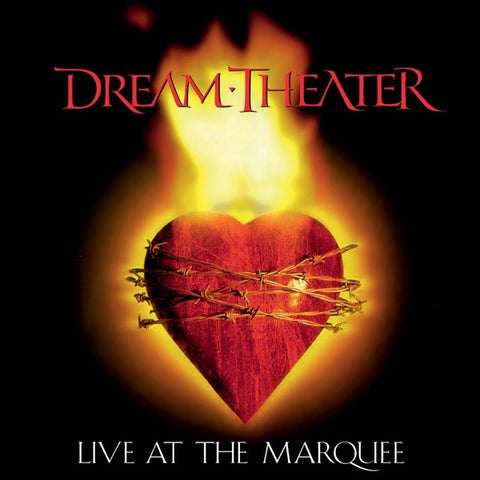 Dream Theater - Live At The Marquee 180g Import Vinyl LP - direct audio