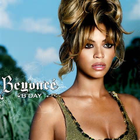Beyonce - B'Day on 2LP - direct audio