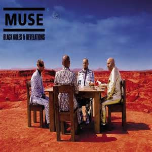 Muse - Black Holes And Revelations on Vinyl 2LP - direct audio