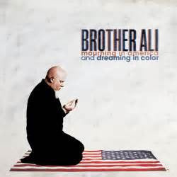 Brother Ali - Mourning In America And Dreaming In Color on Multi-Color Splatter Vinyl 2LP + Download Card (Out Of Stock) - direct audio