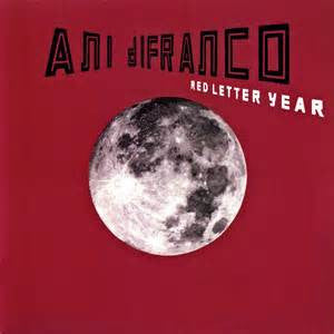 Ani DiFranco - Red Letter Year Vinyl LP - direct audio