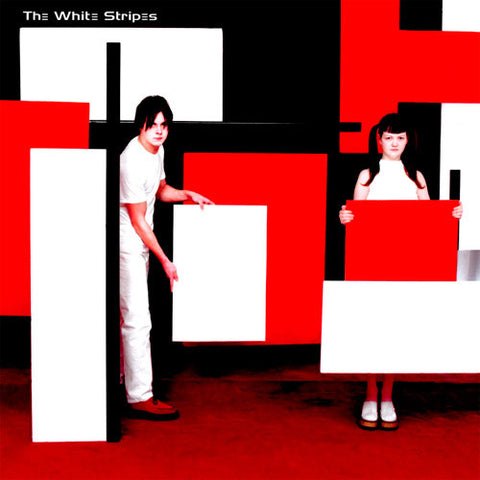 "The White Stripes - Lord, Send Me An Angel on 7"" Vinyl - direct audio"