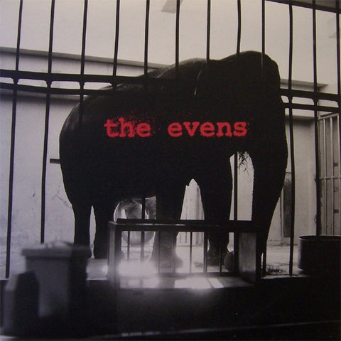 The Evens - The Evens on LP - direct audio