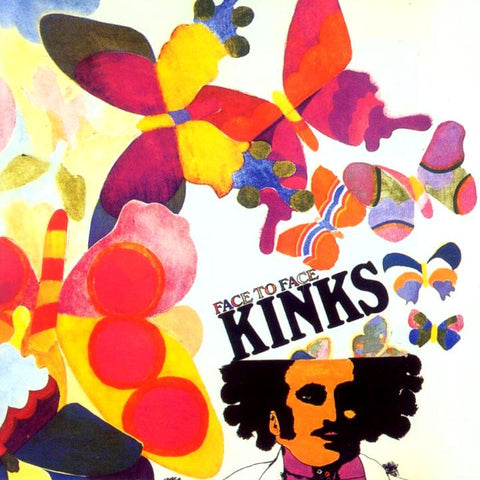 The Kinks - Face To Face on 180g LP - direct audio