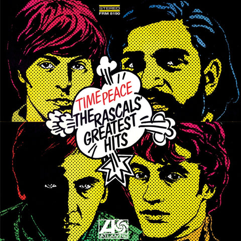 The Rascals - Time Peace: The Rascals' Greatest Hits on Limited Edition 180g LP - direct audio