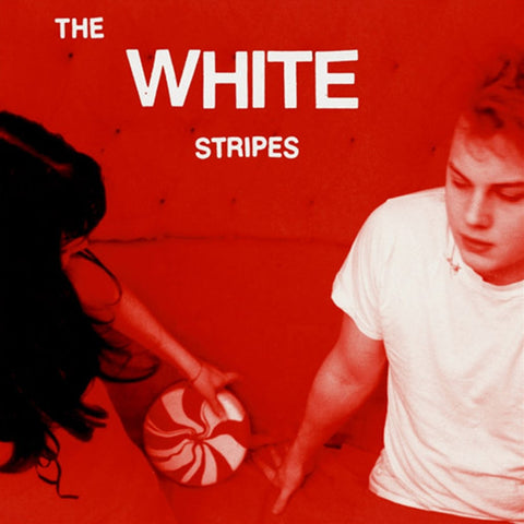"The White Stripes - Let's Shake Hands/Look Me Over Closely on 7"" Vinyl - direct audio"