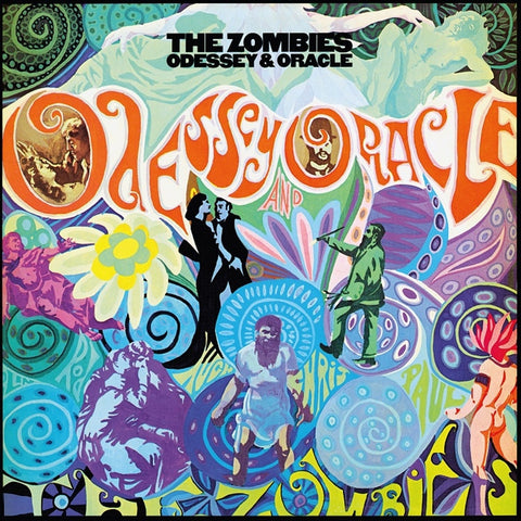 The Zombies - Odessey And Oracle on LP - direct audio
