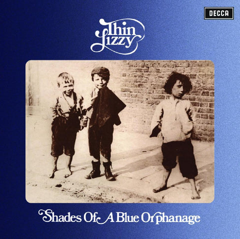 Thin Lizzy - Shades Of A Blue Orphanage on LP - direct audio