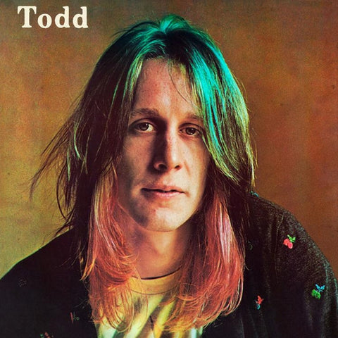 Todd Rundgren - Todd 180g Vinyl 2LP - direct audio