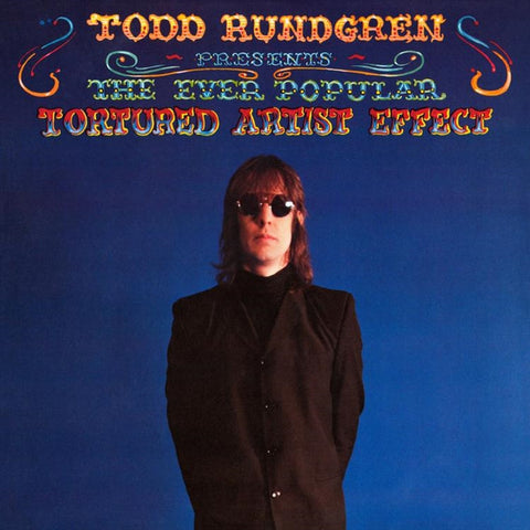 Todd Rundgren - The Ever Popular Tortured Artist Effect 180g Vinyl LP - direct audio