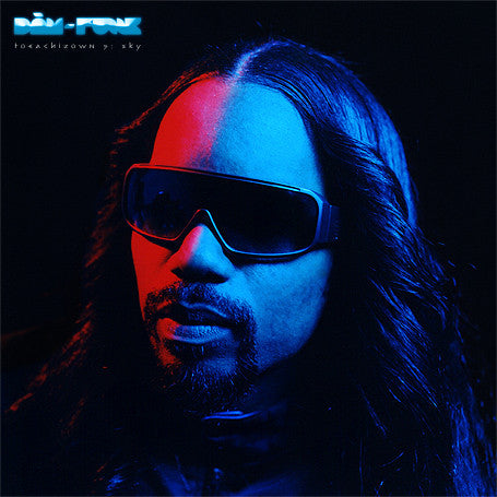 DaM-FunK - Toeachizown Vol. 5: Sky on LP - direct audio