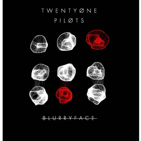 Twenty One Pilots - Blurryface Limited Edition 2LP - direct audio