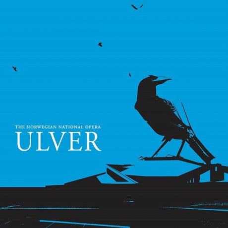 Ulver - The Norwegian National Opera 180g Vinyl 2LP (Out Of Stock) - direct audio