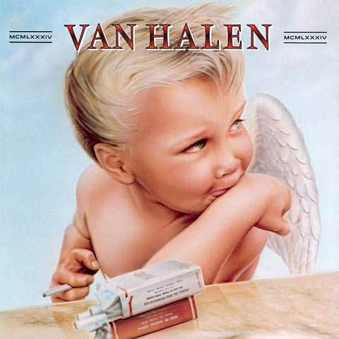 Van Halen - 1984 180g Vinyl LP - direct audio