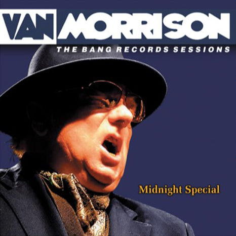 Van Morrison Midnight Special: The Bang Records Sessions Colored Import Vinyl 2LP