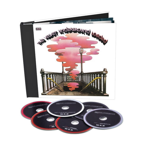 The Velvet Underground - Loaded: Re-Loaded 45th Anniversary Edition on Limited Edition 5CD + DVD Box Set - direct audio