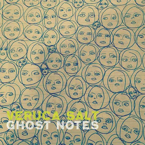 Veruca Salt - Ghost Notes Vinyl 2LP - direct audio