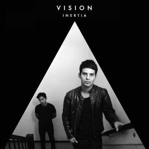 Vision - Inertia on LP - direct audio
