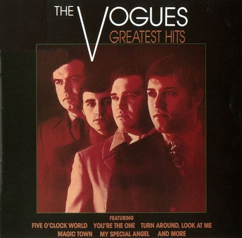 The Vogues - Greatest Hits on CD - direct audio
