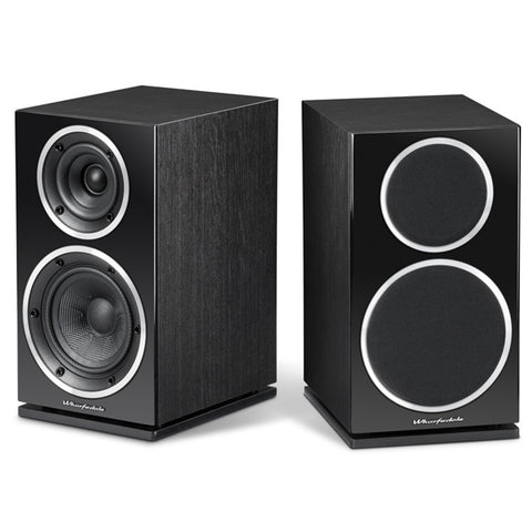 Wharfedale - Diamond 220 Bookshelf Speakers Pair - direct audio - 1