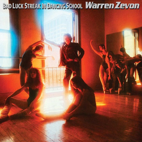 Warren Zevon - Bad Luck Streak In Dancing School on Limited Edition 180g Vinyl LP - direct audio