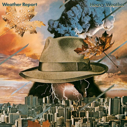 Weather Report - Heavy Weather Limited Edition 180g Vinyl LP - direct audio