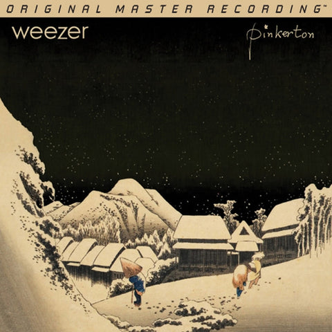 Weezer - Pinkerton on Numbered Limited Edition 180g LP from Mobile Fidelity - direct audio