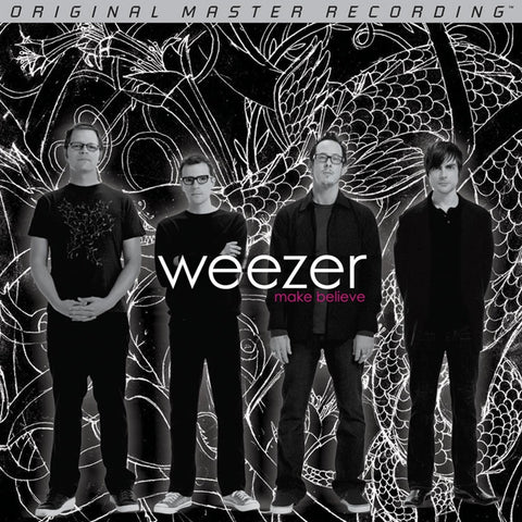 Weezer - Make Believe on Numbered Limited Edition 180g LP from Mobile Fidelity - direct audio