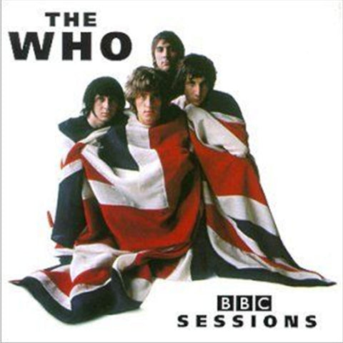 The Who - The BBC Sessions Import Vinyl LP - direct audio