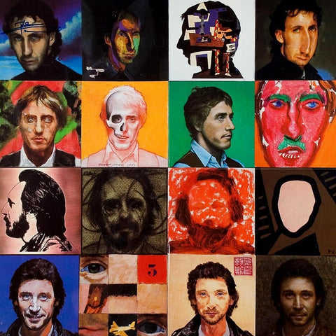 The Who - Face Dances on 180g LP - direct audio