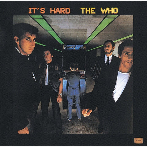 The Who - It's Hard 180g Vinyl LP - direct audio