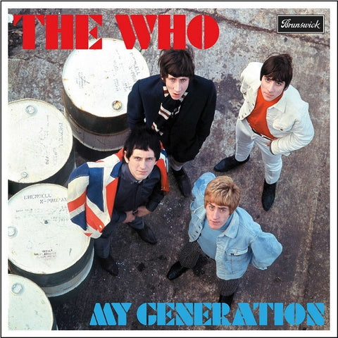 The Who - My Generation on 180 gram LP - direct audio