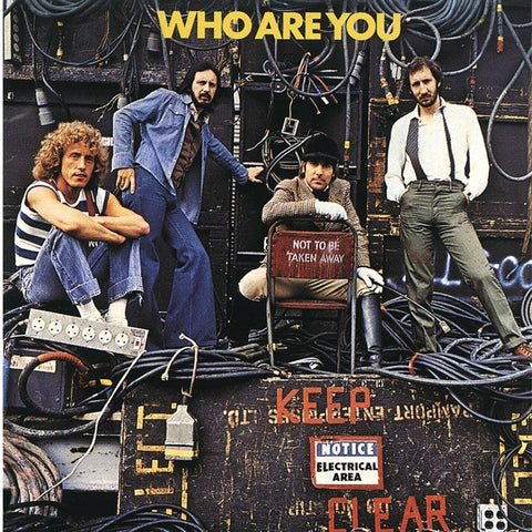 The Who - Who Are You 180g Vinyl LP - direct audio