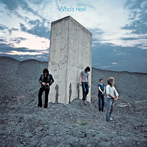 The Who - Who's Next on 180g LP - direct audio
