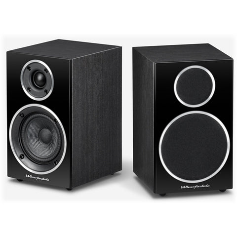 Wharfedale - Diamond 210 Bookshelf Speakers Pair - direct audio - 1