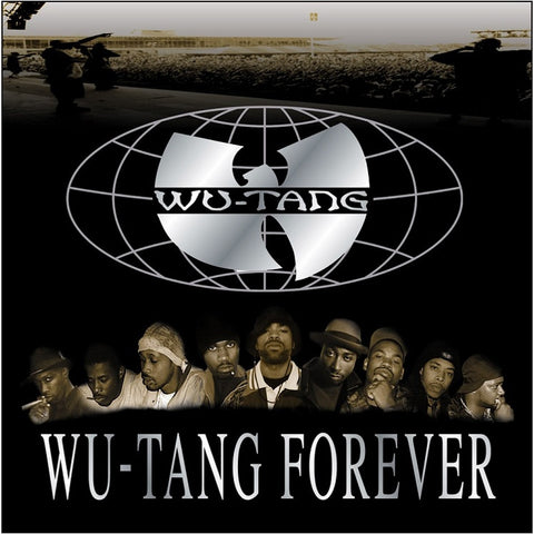 Wu-Tang Clan - Wu-Tang Forever on Import 180g 4LP - direct audio - 1